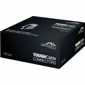 Ubiquiti TCLCON-100 Tough Cable RJ45 plug 100
