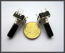 Mechanical Encoder Rotary Incremental Tastend 5V 2Channel 2 Stück