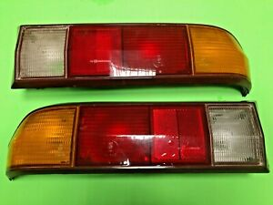 Opel Manta B Hella Tail Lights Assembly Rücklicht Genuine NOS
