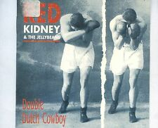 CD RED KIDNEY & THE JELLYBEANS double dutch cowboy GERMAN 1991 EX