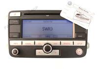Original Renault Megane Scenic 2  RENRDW  inkl.Code Karte  RNRDAP Radio CD