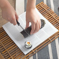 Chef Rice Sushi Mold Maker Roller Kitchen Roll DIY Portable Making  G
