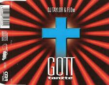 DJ Taylor & Flow - Gott Tanzte (CD, Maxi) CD 6138