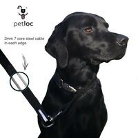 PETLOC II the Combination Locking Dog Lead