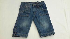 Mädchen / Kind Gr.: 104 -->1 blaue Jeans-Bermuda kurze Jeanshose Sommerhose