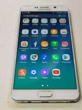 Samsung Galaxy Note5 SM-N920V, 32GB, Shadow, No Pen, Unlocked, Fair Cond. :AA525