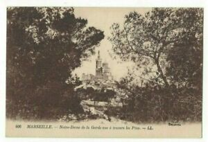 Cards Postal Antique Marseille 2