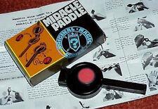 Miracle Paddle (Tricks, Co. Ltd. Japan) -- vintage item MINT  --       TMGS