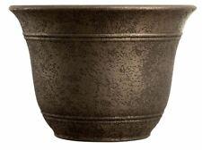 Bronze Plant Pot Pottery Planter Flower Pot Indoor Outdoor Garden Decoration Big