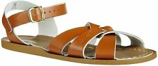 Tan Salt Water Sandals by Hoy Shoe The Original Sandal