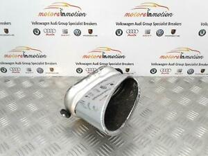BENTLEY CONTINENTAL GT Left Passenger Exhaust Tail Pipe Tip 3W0253681D