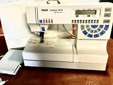 PFAFF creative serger. In great working condition. Made in Germany