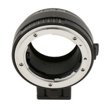 Manual Focus Adapter for Nikon F Mount Lens to Sony NEX A7 A7R Camera E-mount