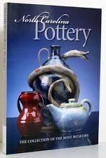 NORTH CAROLINA POTTERY Potters Potteries Seagrove to Pisgah Ceramics Art History