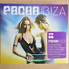 3CD NEW - PACHA IBIZA - Pop Club Dance House Music 3x CD Album - Guetta Pitbull