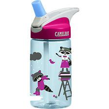 """Camelbak Eddy Kids filles anti-spill Eau / Bouteille d'eau boisson """"le raton laveur"""""""