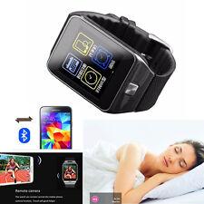 Bluetooth Smart Watch Wristwatch for I OS Samsung Galaxy S7 Edge S5 Xiaomi HTC