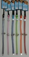 "BRAND NEW 12""  REFLECTIVE DOG / CAT COLLAR WITH BELL,COLOR VARIES, PET COLLAR"