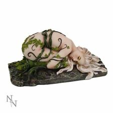 Pagan Figurine Wiccan Statue Mother Earth Witchcraft Figure Ornament