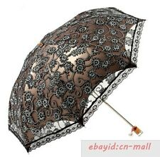 Lace Princess Women New Folding For Anti-UV Parasol Umbrella Sun Protection