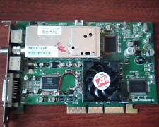 AGP Grafikkarte AIW 8500DV 64M DDR 109-83900-00 ATI Rage Theater DVI VID OUT CATV -