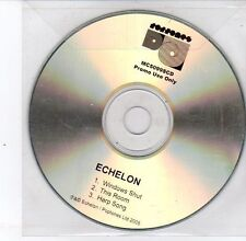 (DS412) Echelon, Windows Shut / This Room - 2005 DJ CD