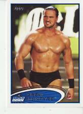 2012 Topps WWE #72 Drew McIntyre near mint