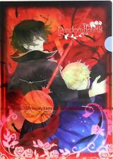 Pandora Hearts clear file folder official anime PandoraHearts holder Oz Gilbert