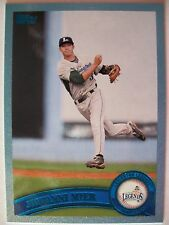 2011 TOPPS  PRO DEBUT BLUE JIOVANNI MIER # 156  !!,BOX # 31
