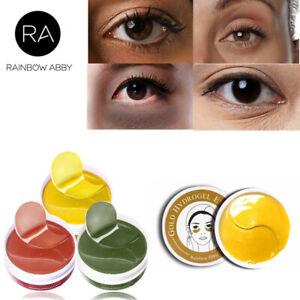 RA Eye Mask Under Eye Patch Gel Pad Collagen Anti-Wrinkle Dark Circles Bag UK