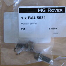 MG Rover F TF MGF MGTF Rear Disc Caliper to Guide Pin Bolt Screws BAU5631 New