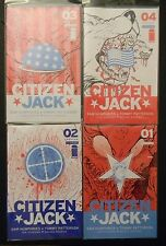 Image Comics Citizen Jack 1 2 3 4 (similar to Donald Trump election) NM