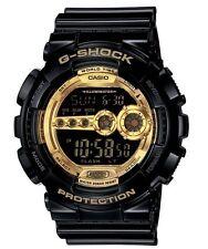 Casio G Shock *GD100GB-1 X-Large Digital Gold & Black Resin for Men COD PayPal