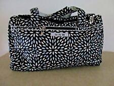 Ju Ju Be Starlet Light Weight Packable Travel Duffel Bag Platinum Petals