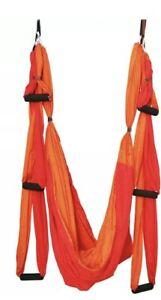Yoga Trapeze Swing Hammock Red