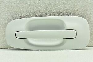 2002-2007 Subaru Impreza WRX Door Handle Exterior Rear Left Driver LH 02-07