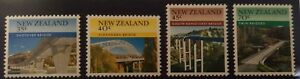 MINT 1985 NEW ZEALAND NZ SCENIC ISSUE STAMP SET