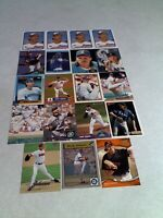 Randy Johnson: Lot of 125+ cards.....50 DIFFERENT / 9-10-1963 / P / Baseball