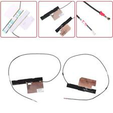 2PCS/Set Wireless IPEX MHF4 Antenna WiFi Cable Dual Band Laptop Tablet for M.2