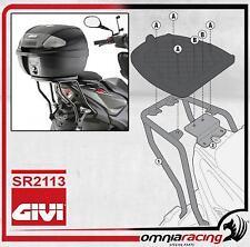 Givi monter Kit Arrière Rack Kit pour Monolock dur boîte MBK Nitro 13>14