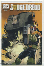 Judge Dredd #10  NM   IDW Comics CBX32