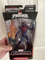 Marvel Legends Spider-Man Infinite Series Hobgoblin BAF wave Spiderman 2099