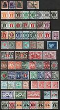 75 DANZIG Postage Stamps Collection MINT & USED GERMANY POLAND 1920-1937 DNZ1