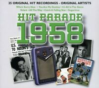 Various Artists - Hit Parade 1958 [New CD]