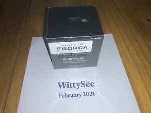 * FILORGA Nutri Filler NCTF Nutri-replenishing Cream -rrp£59- Brand New