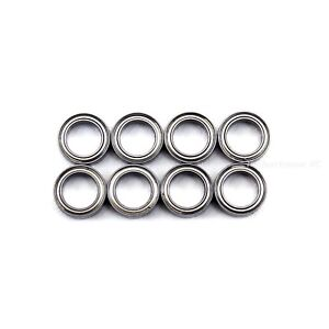 HSP 86683 Steel 8x12x3.5mm Ball Bearings (8) for Redcat Racing Volcano-18 23627
