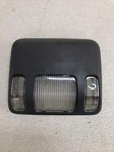 1998-2001 Jeep Cherokee Sport XJ  Dome Light Front Domelight OEM Dark Grey