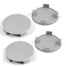 Alloy Wheel Center Caps Centre Universel jante en plastique 4x Hub Cap 46-56 mm sans logo