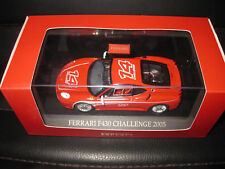 IXO 1:43 FERRARI F430 14 CHALLENGE 2005 RED  OLD STOCK FER040