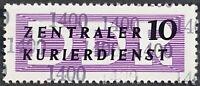 DDR #Mi10 MNH CV€0.70 1957 ZKD Officials Leipzig 1400 [O33]